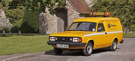 1984 Morris Ital van | the AA