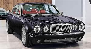 Jaguar Classic U0026 39 S Xj6 Restomod Is Rock  U0026 Roll On Wire