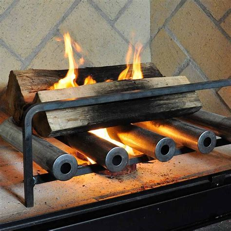 Spitfire Fireplace Heater   4 Tube w/ Blower   Northline