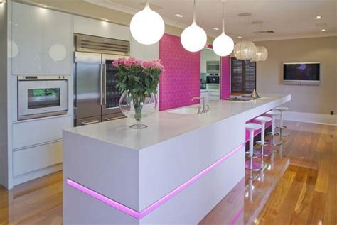 modern kitchen colors 2014 purple and pink kitchen colors adding retro vibe to modern 7673