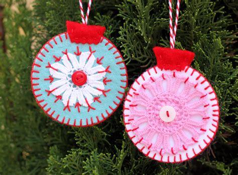 Homemade Christmas Ornaments  Christmas Celebration All