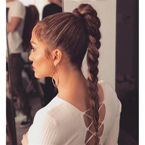 ponytail hairstyles    ponytail styles