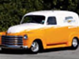 1948 Chevy Panel Truck