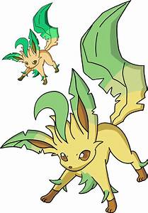 Shiny Leafeon Gallery
