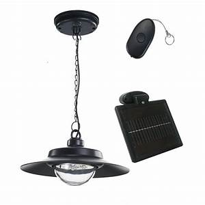 Nature power light black indoor outdoor solar powered
