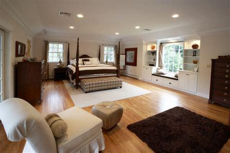 Master Bedroom Remodel  Traditional  Bedroom Boston