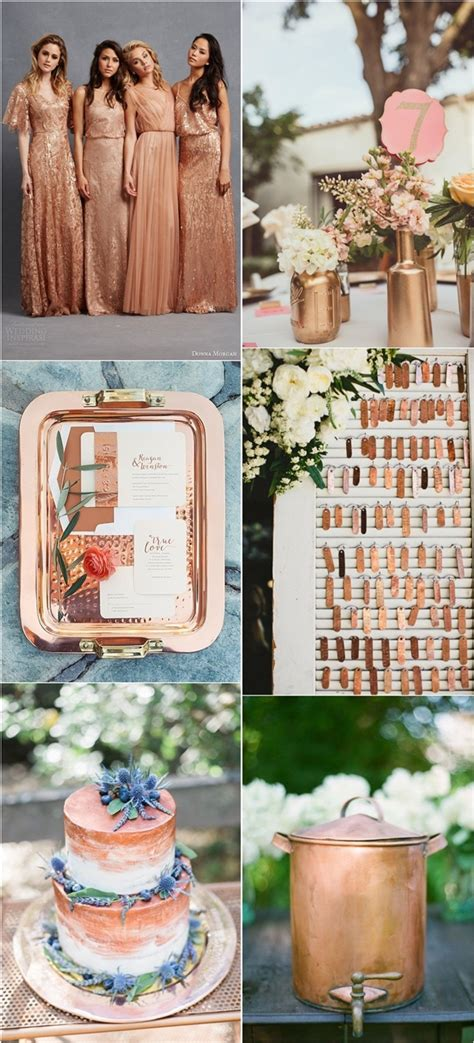 50 Amazing Vintage Bronze & Copper Wedding Color Ideas. S Name Engagement Rings. Kit Heath Rings. 7 Stone Rings. Nc State Rings. Past Present Future Wedding Rings. Whiskey Barrel Wedding Rings. Assch Rings. Princess Rings