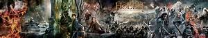 The Hobbit: The Battle of the Five Armies karakter posters ...