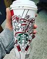Dang these cups make happy ️ ️ ️ ️ 🎄 🎁 #tistheseason ...