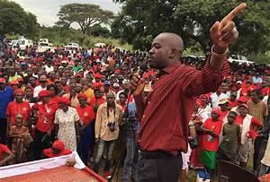Zimbabwe opposition vows to block Mnangagwa from messing ...