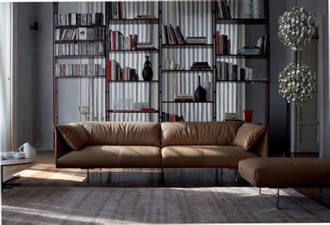 The Leather John John Style Sofa (from ,350) By Italian