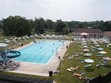 Swim Lessons, Pool Memberships, & Golf Course