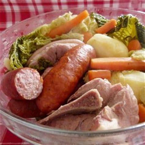 recette de potee auvergnate pot 233 e auvergnate 55 recettes de nos r 233 gions journal des femmes cuisiner cuisine familiale