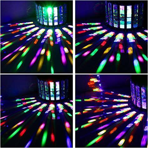 LaluceNatz DJ Lights with 30W Multicolor LED Beams by IR