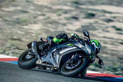 Zx10r Kawasaki by 2018 Kawasaki Zx 10r Se Electronic Suspension