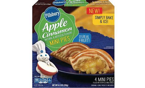 j and j snack food j j snack foods introduces pillsbury mini pies