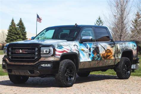 gmc sierra custom pickup