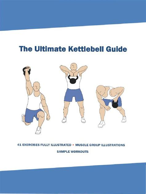 ultimate kettlebell pdf thomas instructions benefits exercises workout swings training kettlebells guide workouts core routines body exercise after site