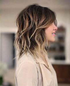 Tendance Cheveux 2018 : id e tendance coupe coiffure femme 2017 2018 ~ Melissatoandfro.com Idées de Décoration