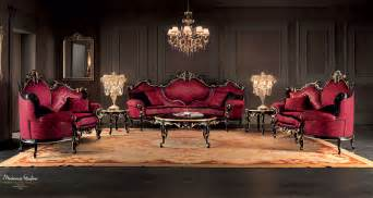 sofa design gã nstig venetian sitting room with luxury carved sofas and embroidered upholstery living room villa
