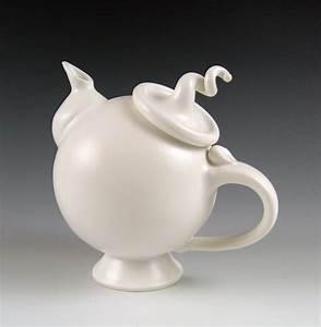 Signature Teapot by Lilach Lotan (Ceramic Teapot) Artful