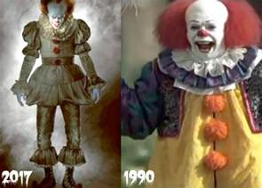 Pennywise the Clown Halloween Costume 2017