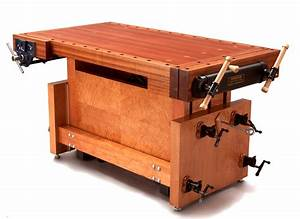 Woodworking Workbench : Furniture Style – 10 Steps To