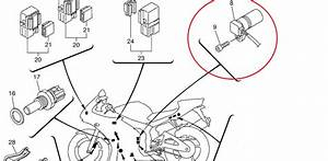 I Have A 2004 Yamaha R6 Street Bike And I Cant Find The Speed Sensor Because I Need To Change It