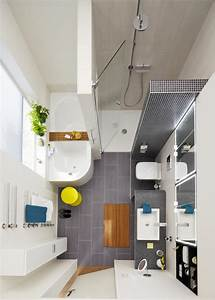 Kleines Bad Dusche : kleines badezimmer edel einrichten ~ Markanthonyermac.com Haus und Dekorationen