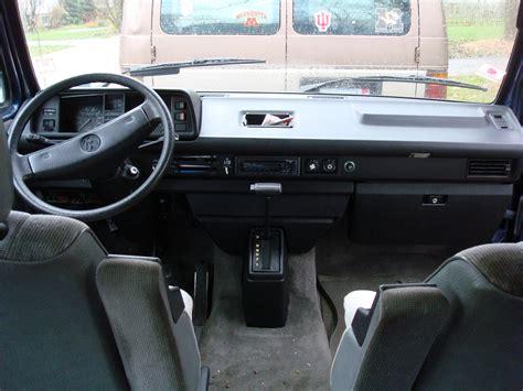 A 1992 Volkswagen Vanagon