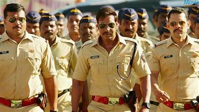 Singham Returns Police Hindi Ajay Wallpapers Officer