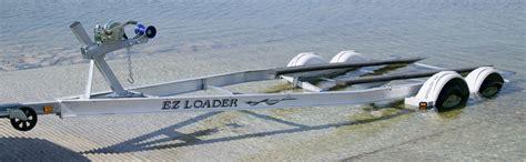 E Z Loader Boat Trailer Parts by Aluminum Ez Loader Custom Adjustable Boat Trailers