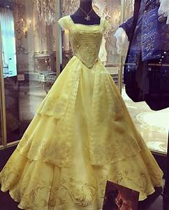 belle39s ballgown from disney39s live action beauty and the With beauty and the beast 2017 wedding dress