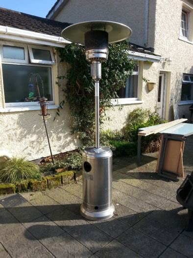 gas patio heater for sale in clogherhead louth from aidan