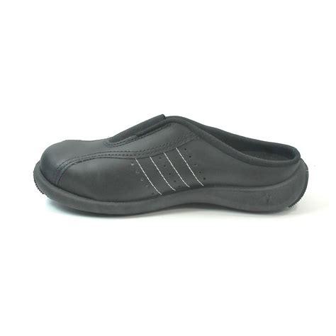 chaussure de cuisine noir sabot securite cuisine pour femme lisashoes