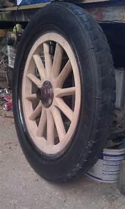 Wooden Automobile Wheels