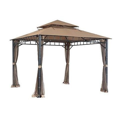 Patio Canopy Home Depot by Home Depot Canada Gazebo Replacement Canopy Cover Garden