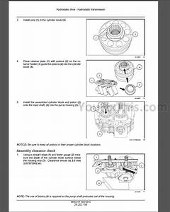 New Holland Boomer 20 25 Repair Manual  Tractor   U00ab Youfixthis