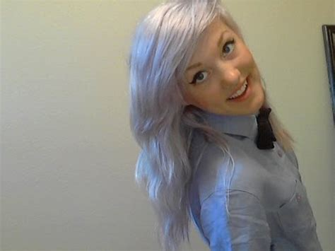 To Brown Turned Grey by My Hair Turned Grey Dying Hair Brown For