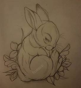 Neo Traditional Rabbit Tattoo | www.imgkid.com - The Image ...