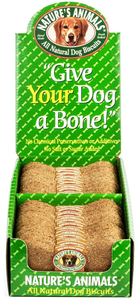 Nature's Animals Original Bakery Biscuits All Natural Dog