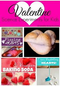 Valentine's Day Science Experiments for Kids | From ABCs ...