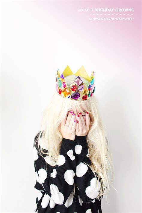 whimsical diy crowns handmade charlotte