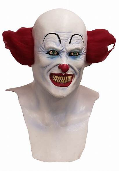 Clown Mask Scary Adult Demon Adults