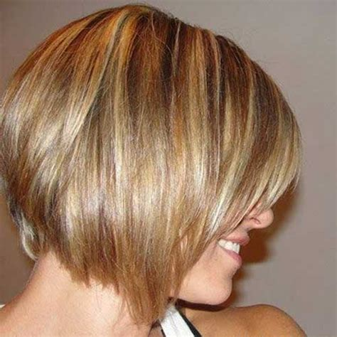 Graduated Bob Hairstyles by 20 Graduated Bob With Bangs Bob Hairstyles 2018