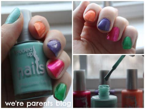 Knocked Up Nails Pregnancy Safe Nail Polish Review