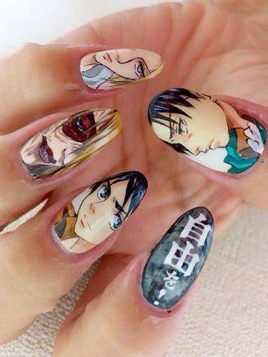 cool manga nails  pokemon  addicts