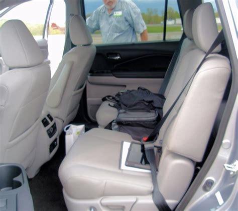 honda pilot captain chairs 2015 2016 honda pilot test drive nikjmiles