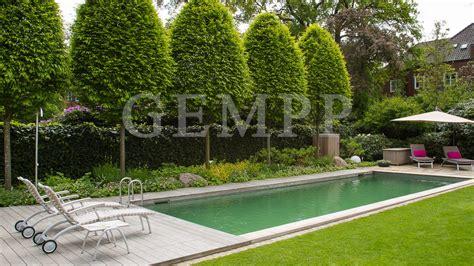 Moderne Häuser Gartengestaltung by Privatgarten Mit Schwimmteich Moderne Gartengestaltung
