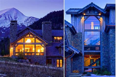 modern montana residence   western interior